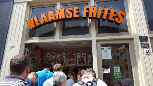 Patates kızartması için en iyi adres