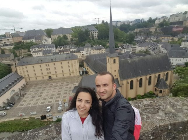 Luxemburg Old Town