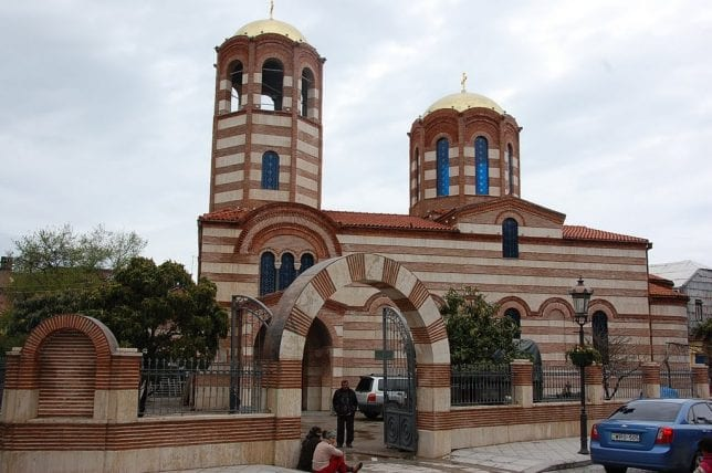 ST. NICHOLAS KİLİSESİ