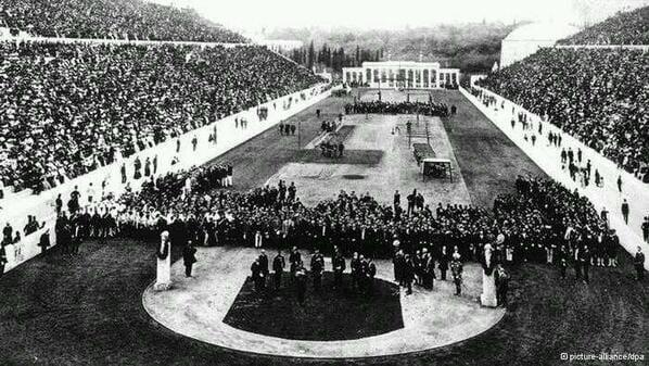 İlk Olimpiyat Oyunları'ndan