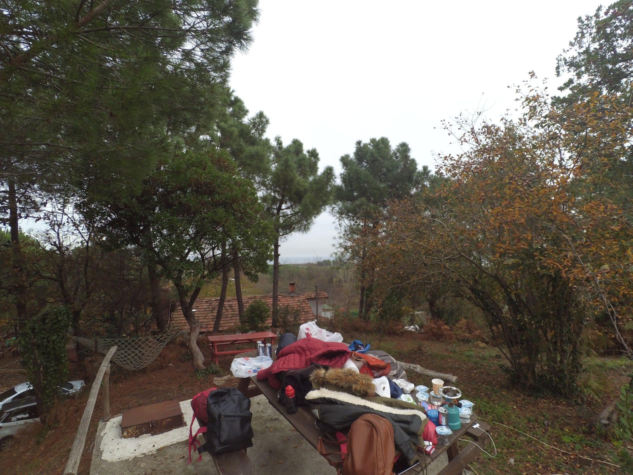 Rumeli Feneri Kamp Rehberi