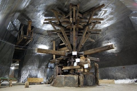 salina turda madeni