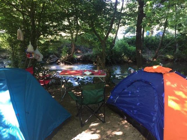 Erikli Kampı
