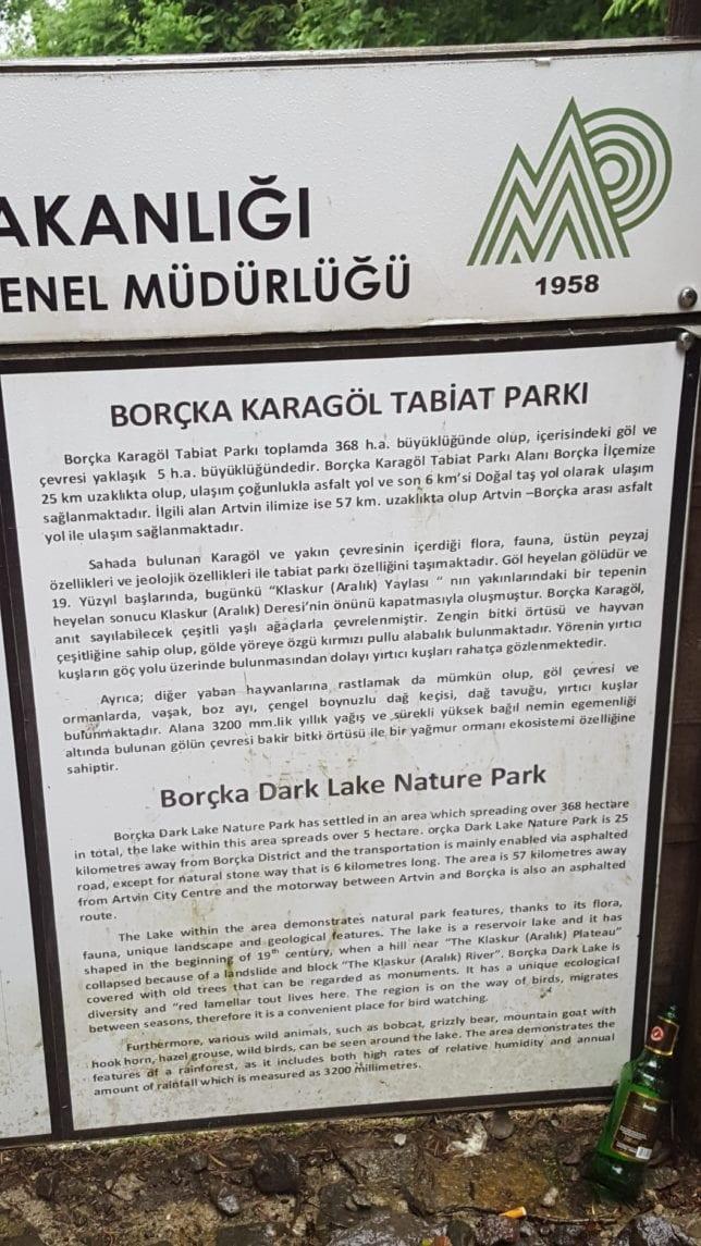 Karagöl Gezi Rehberi