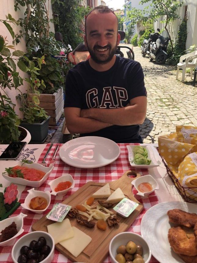 Bozcaada lezzetleri - Evren Butik Otel